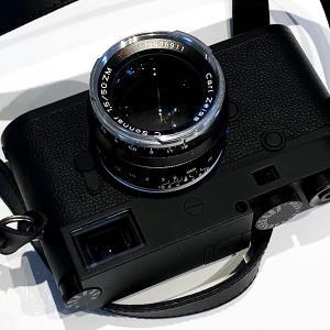 さようなら、Leica M10。こんにちは、Leica M10 Monochrome