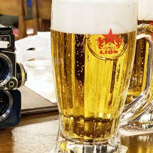 東京で手軽に美味しい寿司とビールを楽しみたい。寿司バル・弁慶と銀座ライオン、ローライ酒場放浪記