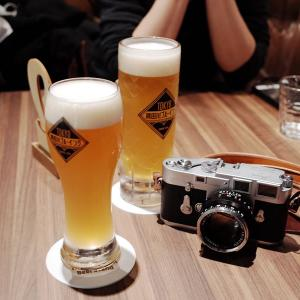 Leica M3の被写体は焼肉とビールで。池袋・大衆焼肉コグマヤと東京・Tokyo Station Beer Standの2本立て