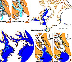 縄文海進と人口急増