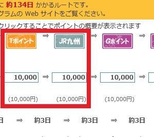 【祝】ドットマネー復活!!!JQルート開通