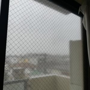 これって台風〓?