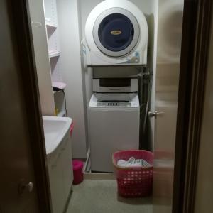 洗濯機事情