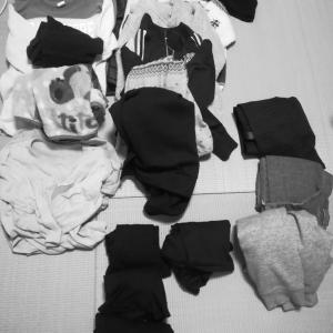 2020チビ達冬の服・私の服が着れるように親子兼用★