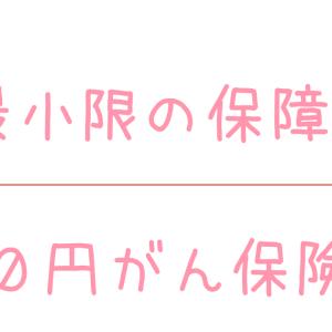 【0円〜がん保険】必要最小限の備えが付いた「わりかんがん保険」に加入したよ!