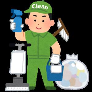 余裕もでてきたし、年末だし、部屋の掃除をしました。道具も紹介します。