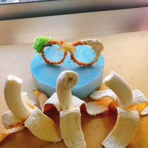 バナナって立つんだ!!!