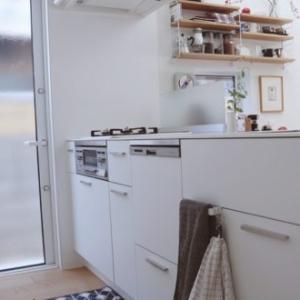 【Web内覧会入居後】TJMデザインのキッチンはマットホワイト