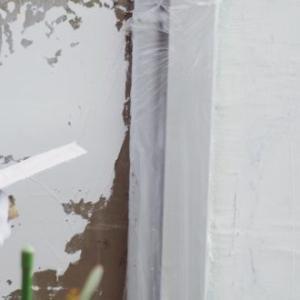 古いブロック塀を左官でキレイにする【DIY】後編