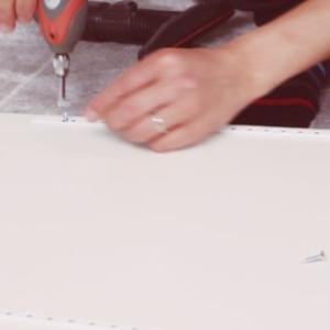 意外と簡単!クローゼットの造作家具を作りました。
