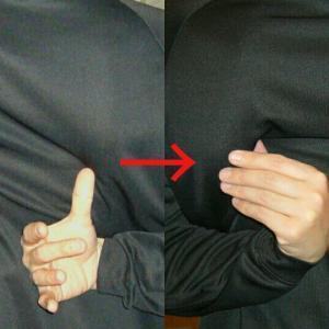 肩甲骨どのくらい動いていますか?:岡山市東区リラクゼーションマッサージ