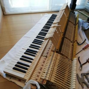 ピアノのメンテナンス