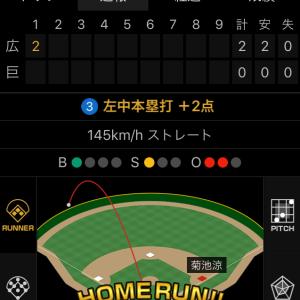 遠藤淳志のプロ初完投とプロ初打点❗