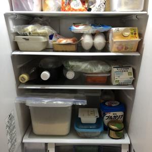 貧乏人の冷蔵庫の中