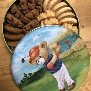 プリズンブレイクとクッキー缶