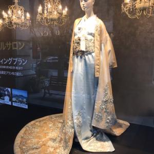 これドレス?着物?