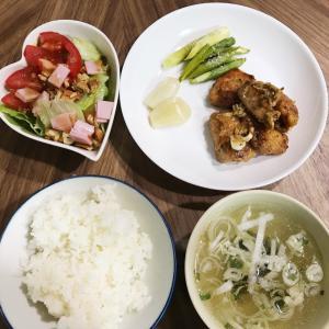 鶏胸肉のマヨポン炒め
