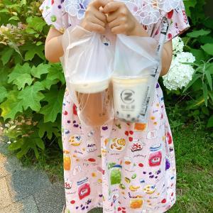 ☆★台湾バナナブリー*タピオカミルク♪♪ ☆★