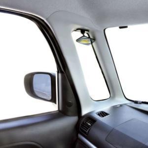 カーメイトからN-BOXのピタ駐ミラーに似た左側の死角が見える「補助ミラー サイドアンダー用(CZ496)」が発売されました!