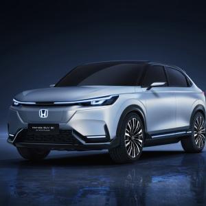 ホンダが初の電動SUV「Honda SUV e:prototype」を上海でワールドプレミア!新型ヴェゼルベース?