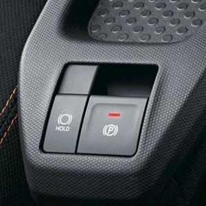 ダイハツ・タントが今月マイナーチェンジで電動パーキングブレーキとオートブレーキホールド機能が採用!