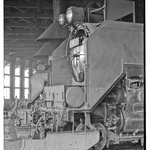 盛岡機関区でSLを撮りまくる 昭和43年3月東北鉄道撮影日記(18)