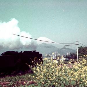 御殿場線のD52 昭和43年4月鉄道撮影日記(1)