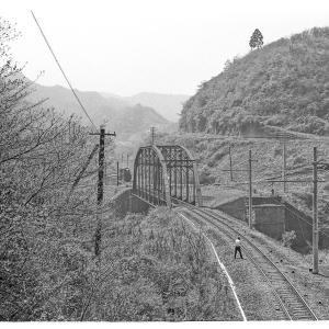 御殿場線のD52 昭和43年4月鉄道撮影日記(2)