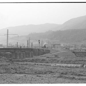 御殿場線のD52 昭和43年4月鉄道撮影日記(3)