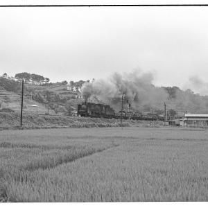 磐越東線のD60 昭和43年7月鉄道撮影日記(2)