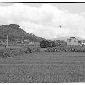 磐越東線のD60 昭和43年7月鉄道撮影日記(3)