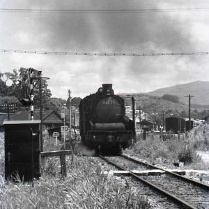 磐越東線のD60 昭和43年7月鉄道撮影日記(4)