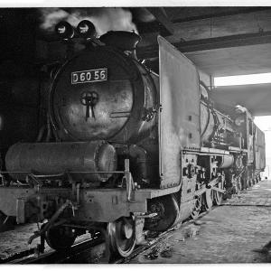 磐越東線のD60 昭和43年7月鉄道撮影日記(7)