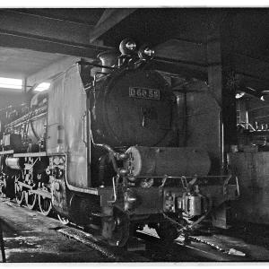磐越東線のD60 昭和43年7月鉄道撮影日記(8)