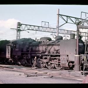 磐越東線のD60 昭和43年7月鉄道撮影日記(9)