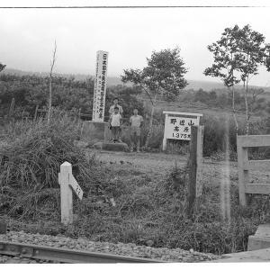 小海線のC56 昭和43年8月鉄道撮影日記(1)<br />