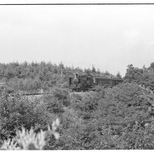 小海線のC56 昭和43年8月鉄道撮影日記(2)
