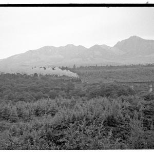 小海線のC56 昭和43年8月鉄道撮影日記(3)<br />