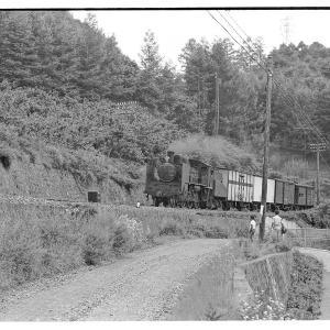 小海線のC56 昭和43年8月鉄道撮影日記(5)