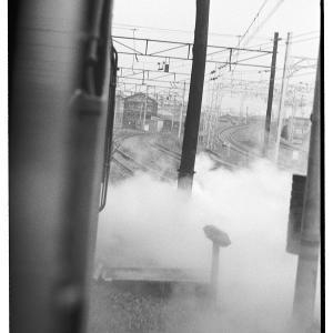 上野発成田行きC57客レ乗車記録 昭和43年8月常磐線撮影日記(2)