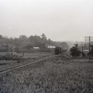 D51牽引2軸ボギーホッパー貨物列車  昭和43年9月八高線撮影日記(2)