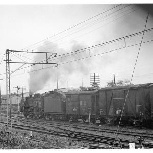 C58貨物列車入替  昭和43年9月八高線撮影日記(3)