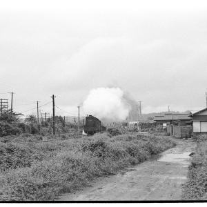 D51重連ホッパー列車  昭和43年9月八高線撮影日記(4)