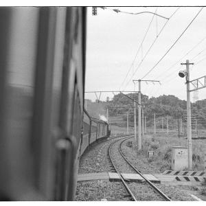 総武本線のC57,C58  昭和43年9月22日佐倉機関区撮影日記(1)