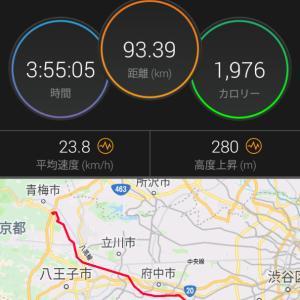90km Bikeの奇跡