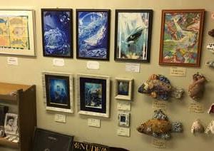 「幻想海洋展2」開催中です。