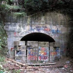 出口の見えない暗く長いトンネルに佇んで
