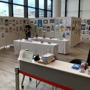 札幌 こどもアールブリュット 北海道みらい作品展