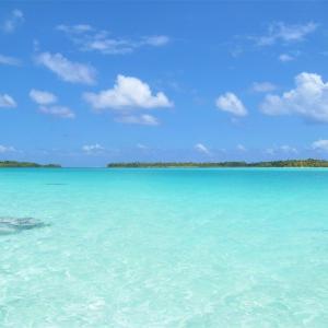 '07 ボラボラ・ランギロア旅行記⑪ ブルーラグーンツアーに参加。ここは天国?それとも楽園?