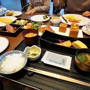 セントレジスホテル大阪宿泊記④ 5つ星ホテルでの朝食はやっぱり最高なお味でした。